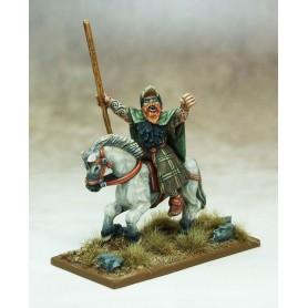 Prêtre Païen à cheval
