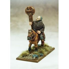 Prêtre Celtique à cheval