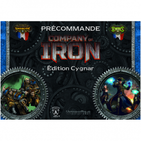 Company of Iron Edition Cygnar VF