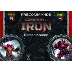 Company of Iron Edition Khador VF