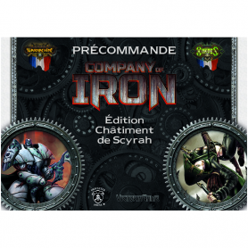 Company of Iron Edition Scyrah VF