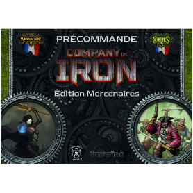 Company of Iron Edition Mercenaires VF