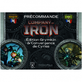 Company of Iron Edition Cyriss & Grymkin VF