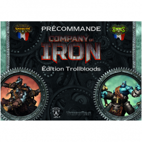 Company of Iron Edition Trollbloods VF