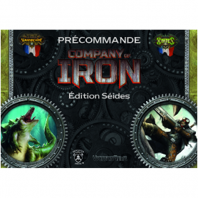Company of Iron Edition Séides VF
