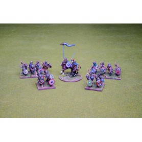 Visigoth 4 point Saga warband 1