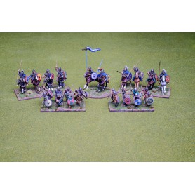 Visigoth 4 point Saga warband 2