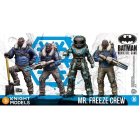 MR. FREEZE STARTER SET V2
