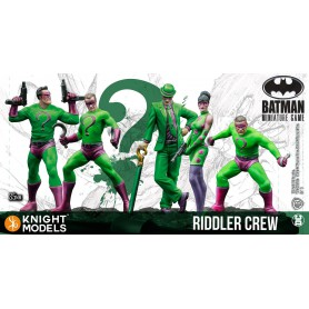 THE RIDDLER STARTER SET V2