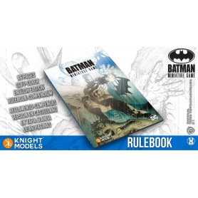BATMAN MINIATURE GAME RULEBOOK (English) V2
