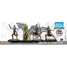 AMAZONS OF THEMYSCIRA (MV) V2