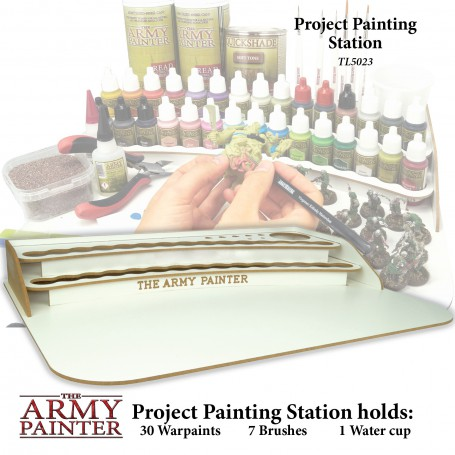 Project Paint Station