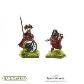 Spartan Generals
