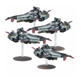 Moto-Jets Enforcers  (4 figurines)