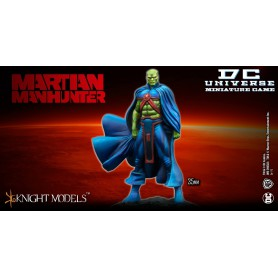 MARTIAN MANHUNTER V2