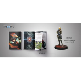Infinity Uprising (EN)  with Brawler (Uprising Pre-Order Exclusive Model)