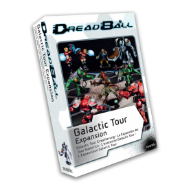 DreadBall 2 Extension Galactic Tour ou Comment créer sa Ligue
