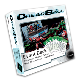 DreadBall 2 Deck d'événements