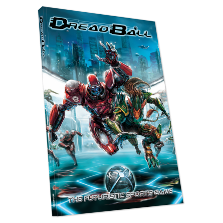 DreadBall 2 Collector's Edition Rulebook (VO)