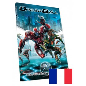 DreadBall 2 Livre Collector en VF