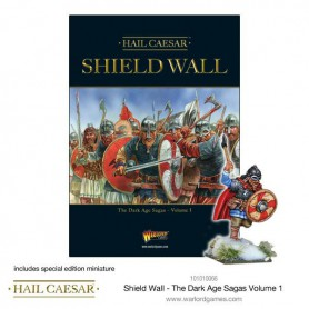 Shield Wall - The Dark Age Sagas Volume I