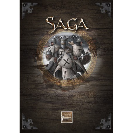 Univers Saga : l'Age des Croisades + figurine OFFERTE