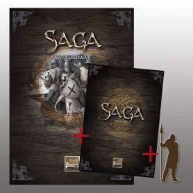 PACK SAGA Croisades V2 + Figurine OFFERTE