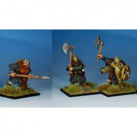 Oathmark Dwarf Champions