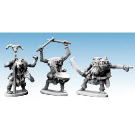 Oathmark Great Goblin, Shaman, Drummer