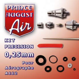 Kit De Precision 0,25mm Pour A112 Prince August