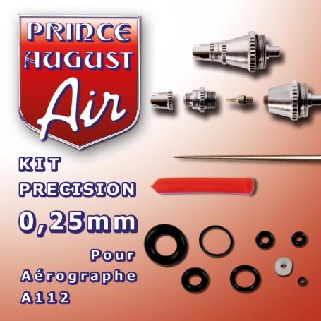 Kit De Precision 0,25mm Pour A112 Prince August