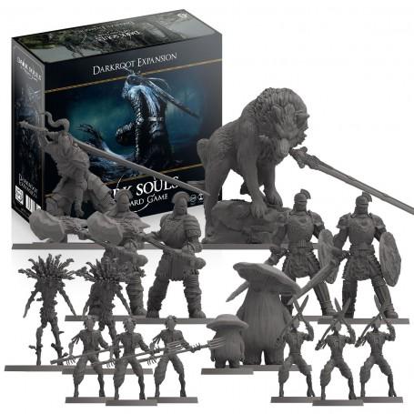 Dark Souls The Board Game - Darkroot Expansion FR