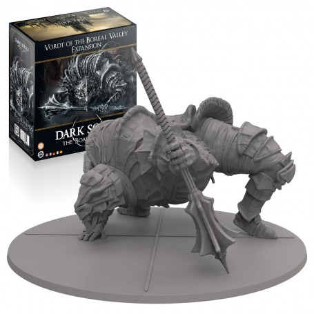 Dark Souls The Board Game - Vordt of the Boreal Valley Expansion FR