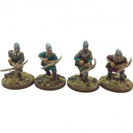 Norman Crossbowmen 2 (Helmets)