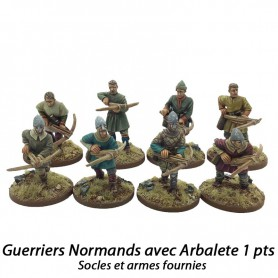 Norman complete crossbowmen