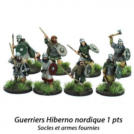 Hiberno norses complete Warriors
