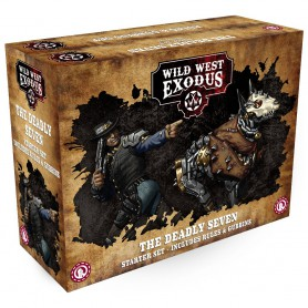 The Deadly Sevens Starter Set