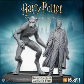 Remus Lupin et Remus Werewolf Pack