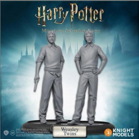 Fred et Georges Weasley Twins Pack