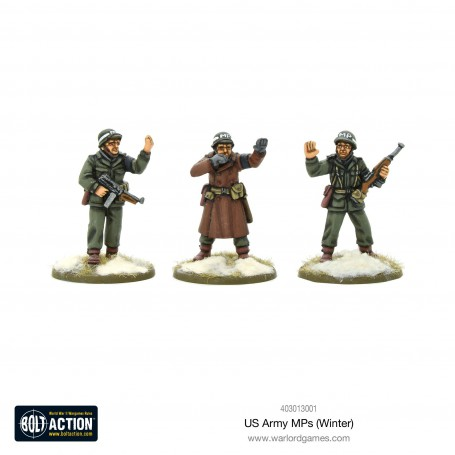 US Army MPs (Winter)