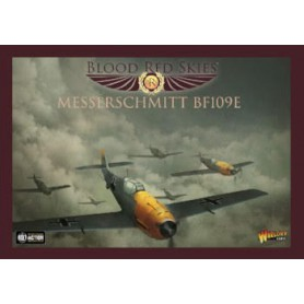 Blood Red Skies German BF ME-109 Squadron