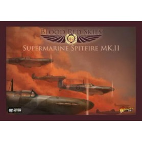 Blood Red Skies British Spitfire Squadron