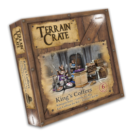 TerrainCrate: King's Coffers