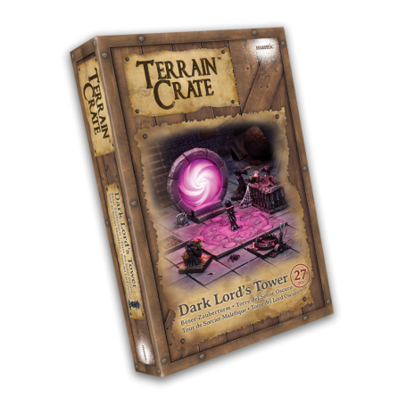 TerrainCrate: Dark Lord's Tower,