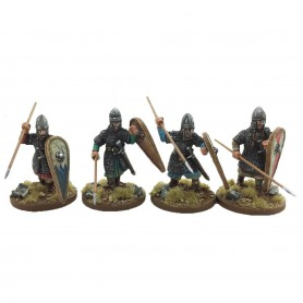 Armoured Norman Infantry 1