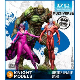 JUSTICE LEAGUE DARK (MV) V2