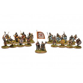 Viking Skirmish Warband for Saga