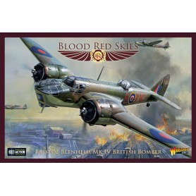 Blood Red Skies: British Bristol Blenheim Mk IV