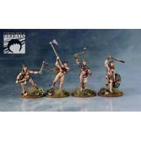 Daughters Of Odin: Ulfhednar (4) (Berserker)