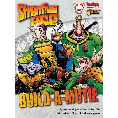 Strontium Dog: Build-a-Mutie